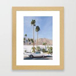 Palm Springs Mid Century Modern 2 Framed Art Print