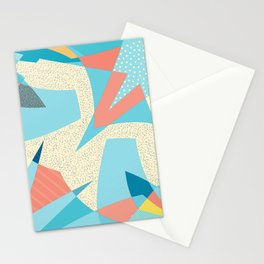 Space Ballerina Stationery Cards