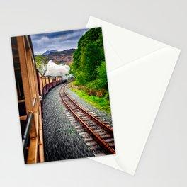 Welsh Highland Railway Snowdonia Stationery Cards