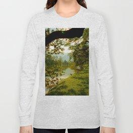 Breezy spring Long Sleeve T-shirt