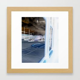 street car 2 Framed Art Print