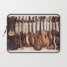 Guitar Laptop Sleeve
