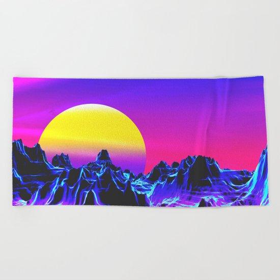 Blizzard Beach Towel