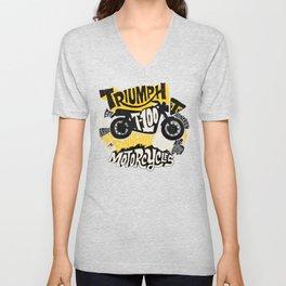 Triumph Unisex V-Neck