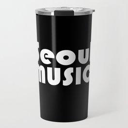 Seoul Music Travel Mug