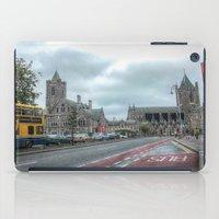 dublin iPad Cases featuring Dublin by Christine Workman