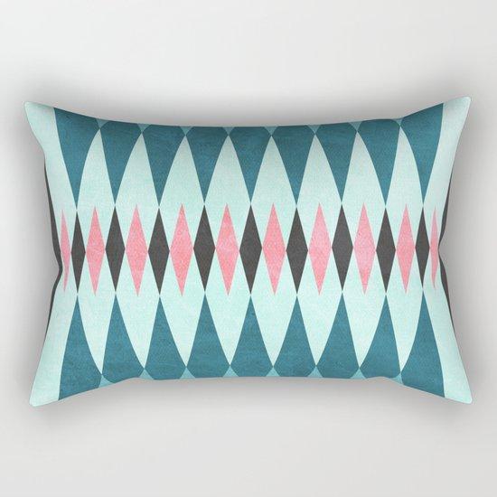 Tribal IX Rectangular Pillow
