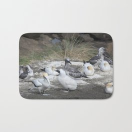 Gannet Family Bath Mat