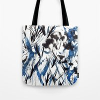 flight Tote Bags featuring FLIGHT by Teresa Chipperfield Studios