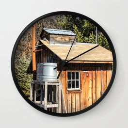 The Old Sugar House Wall Clock