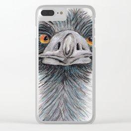 Emu Clear iPhone Case