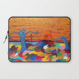 The Screaming Trees Laptop Sleeve