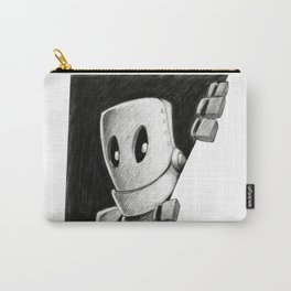 Peekaboo! Carry-All Pouch