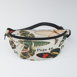Archival Edit Fanny Pack
