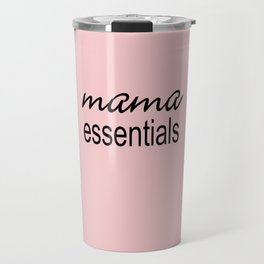 Mama Essentials Pantone 2016-Rose Quartz Travel Mug