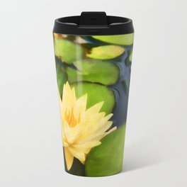 Nelumbo Lutea  Travel Mug