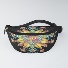 Alhambra Stained Glass Fanny Pack