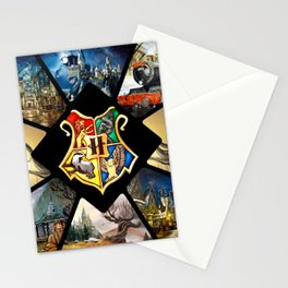Magical Places Stationery Cards