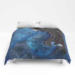 The Seal Woman Comforters