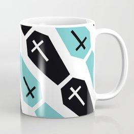 Coffin Coffee Mug