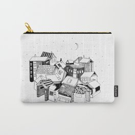 Book Town Carry-All Pouch
