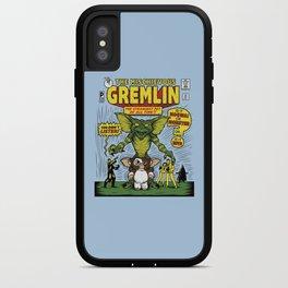 The Mischievous Gremlin iPhone Case