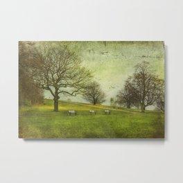Heaton Park Metal Print