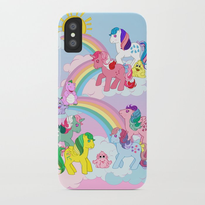 new concept d302a 140ba g1 my little pony Twinkle Eye ponies iPhone Case by gertee
