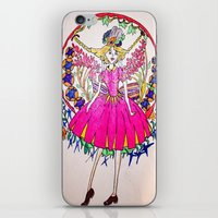 fairy tale iPhone & iPod Skins featuring Fairy tale by Daizy Boo