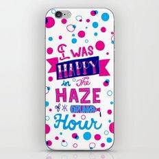 Drunken Hour iPhone & iPod Skin