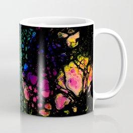 Abstract Fluid Acrylic Painting Coffee Mug