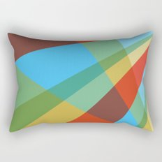 Untitled III Rectangular Pillow