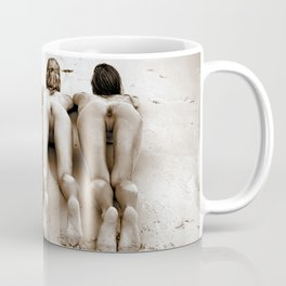 Nice Rear View Coffee Mug