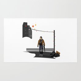 The Division Agent Rug