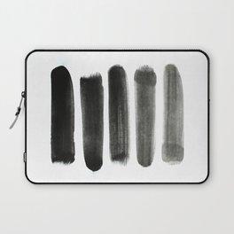 Shades of Gray Laptop Sleeve