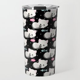 Cute Cat #1 Travel Mug