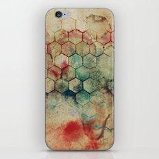 Hexa II iPhone & iPod Skin