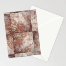 Wall Pattern Stationery Cards