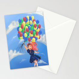 Fly Higher Stationery Cards