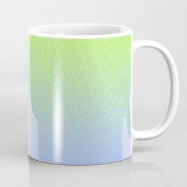 Runners Halftone Coffee Mug