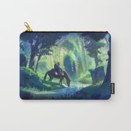 Link - Breath of The Wild Carry-All Pouch