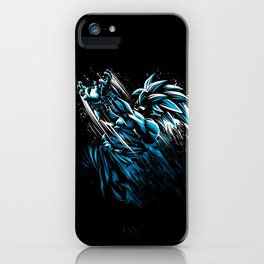 Splatter kame iPhone Case