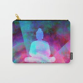 Meditation Time Carry-All Pouch
