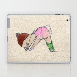 Ballerina VI Laptop & iPad Skin