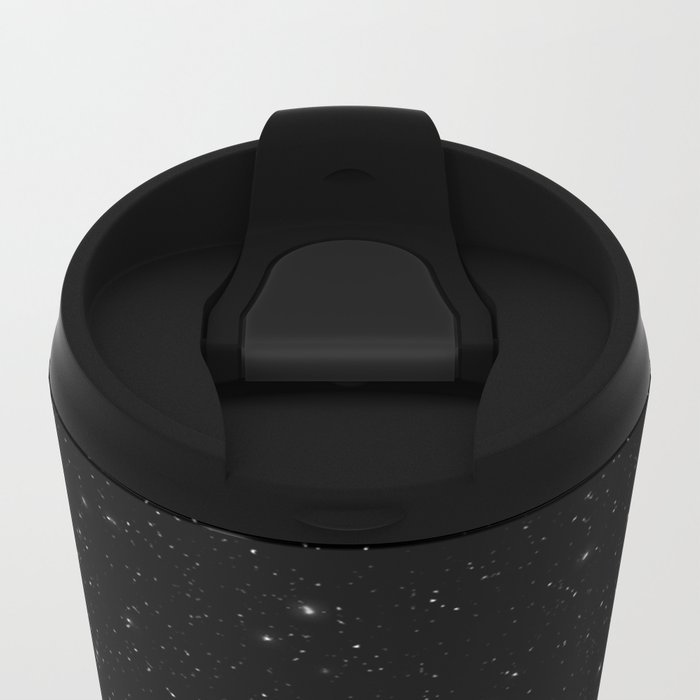 Stars Metal Travel Mug