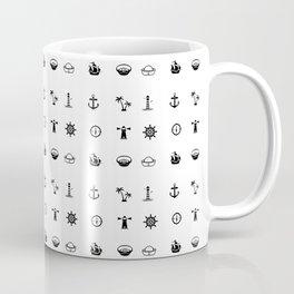 Small and Nautical Coffee Mug