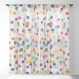 stories 1 Sheer Curtain