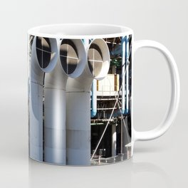 Centre Pompidou in Paris, France Coffee Mug