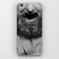 mirror iPhone & iPod Skins featuring Mirror by Imustbedead