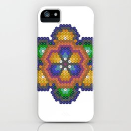 Color Flower iPhone Case